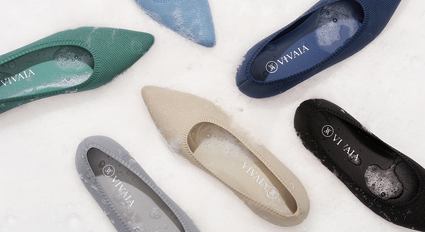 VIVAIA-SustainableShoes-WashableShoes