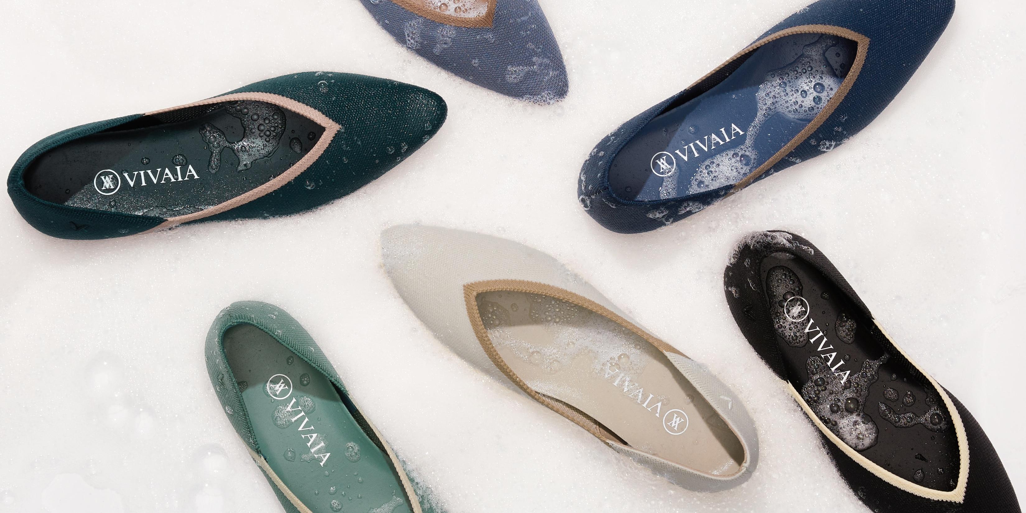 VIVAIA-Nachhaltige Schuhe-Waschbare Schuhe