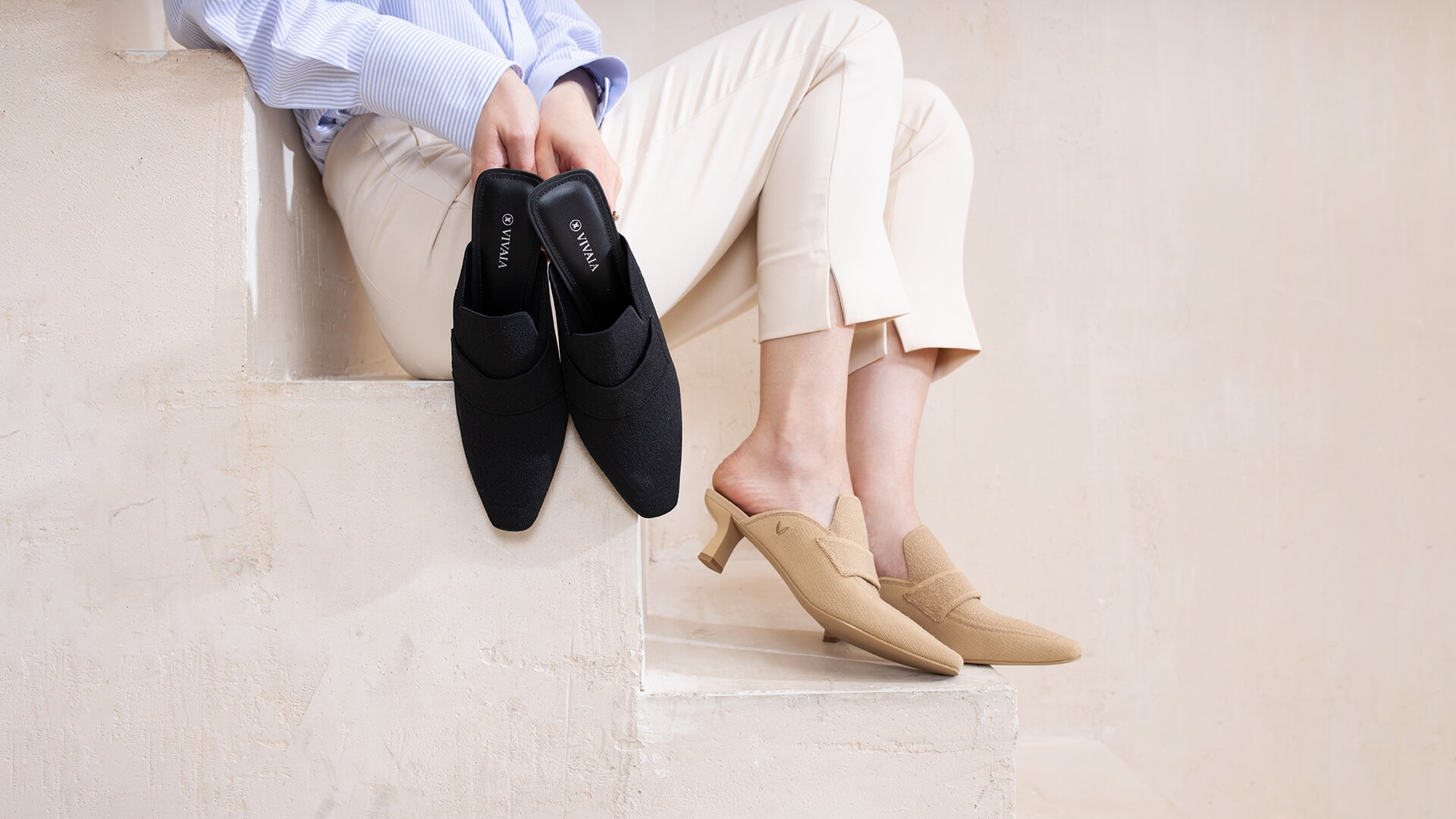 VIVAIA-SustainableShoes-Mules-Elena