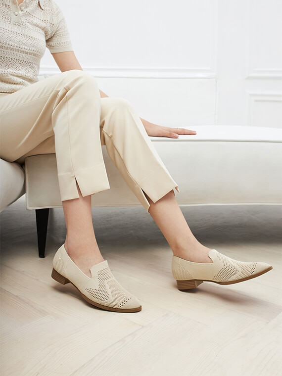 VIVAIA-SustainableShoes-Loafers-Almond