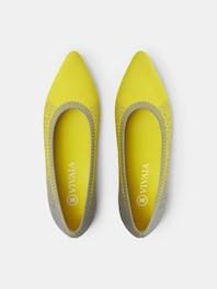 أصفر الخردل - Mustard Yellow EU39
