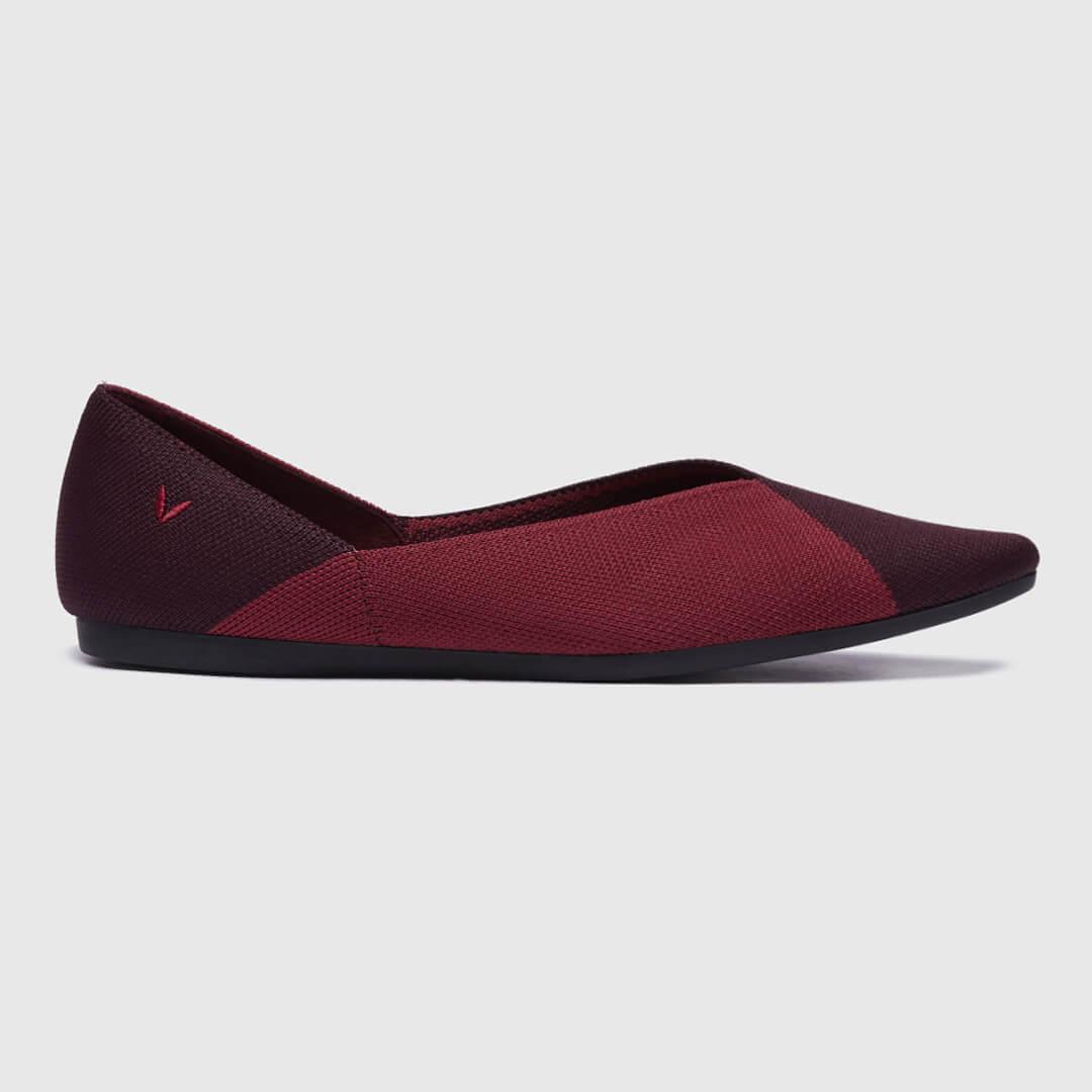 Bordeaux Red - أحمر EU37