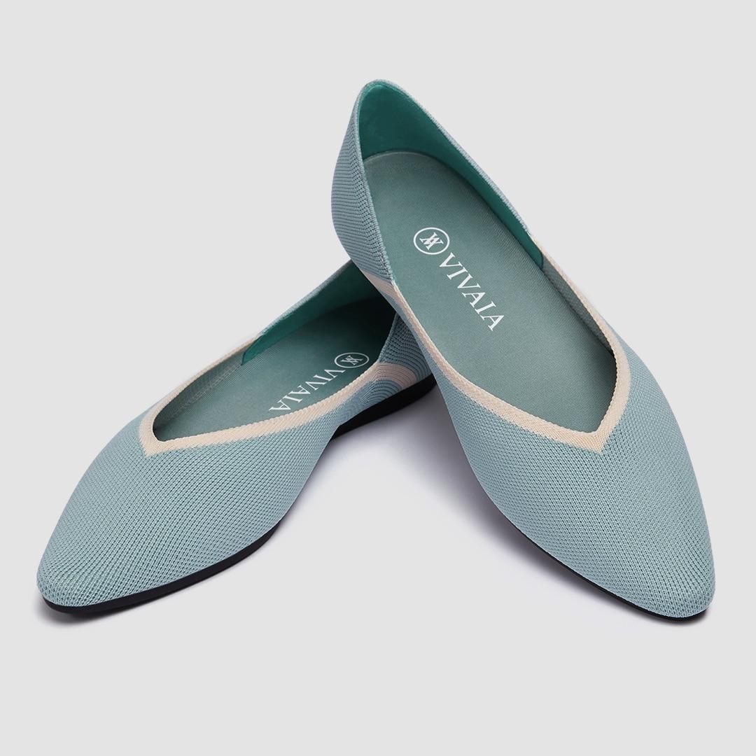 الفيروز الباهت - Pale Turquoise EU36