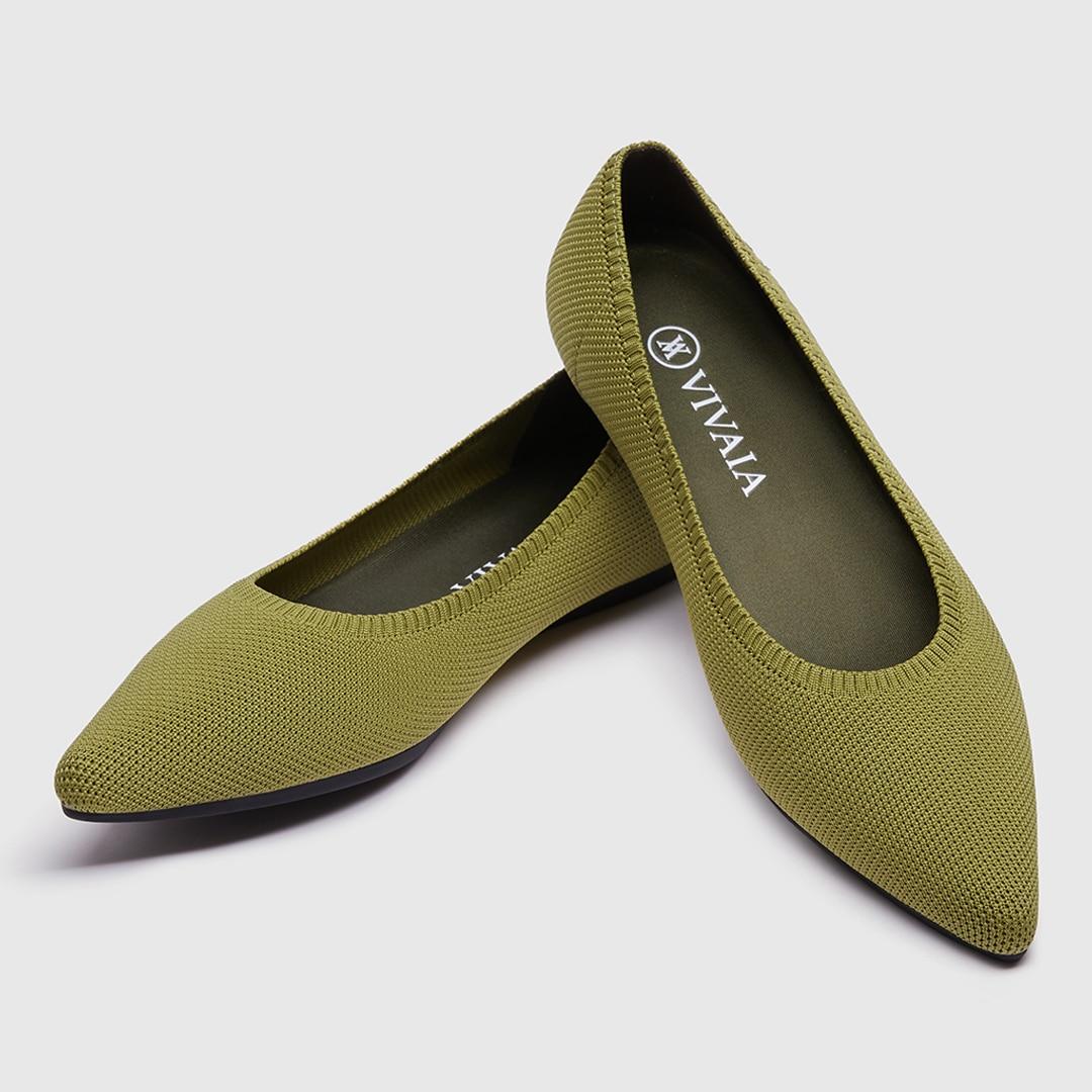أخضر زيتوني - Olive Green EU37