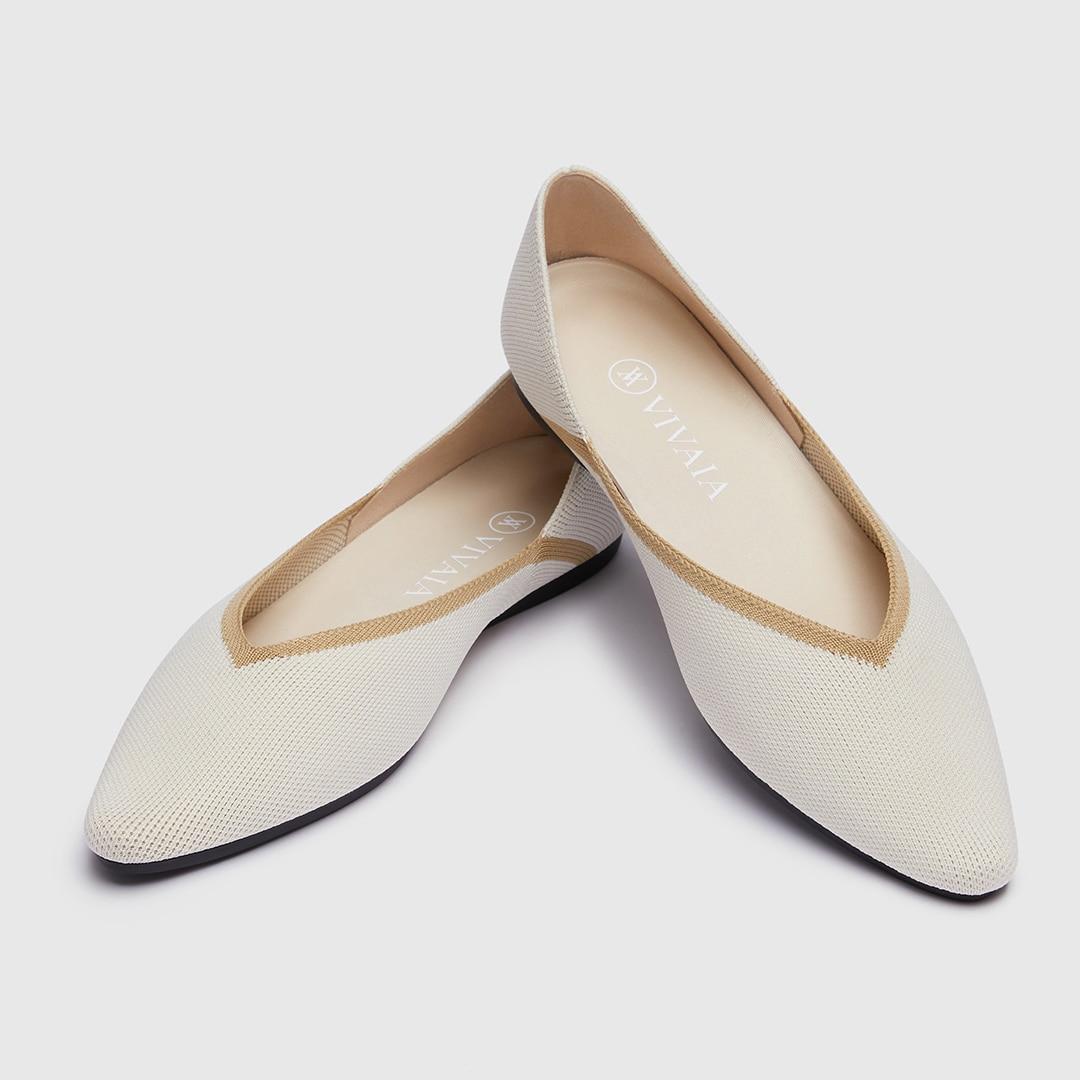 Creme Elfenbein - Cream Ivory EU39